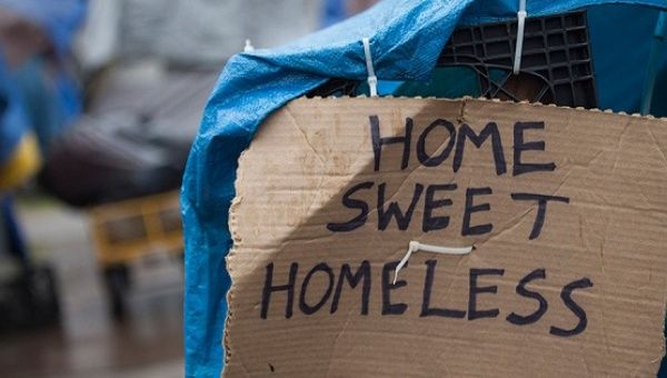Home Sweet Homeless